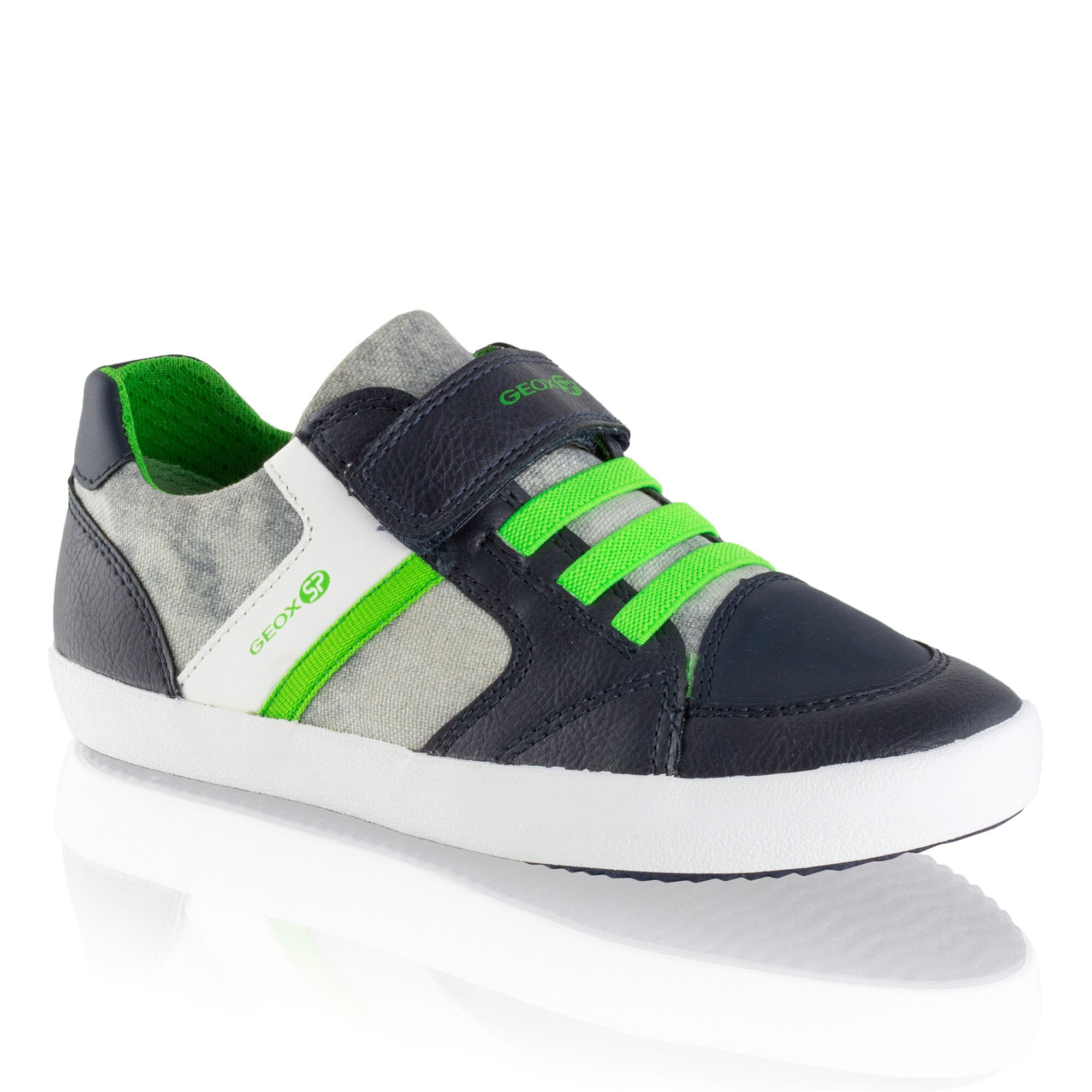 G SPORT B Lace/Velcro Trainer