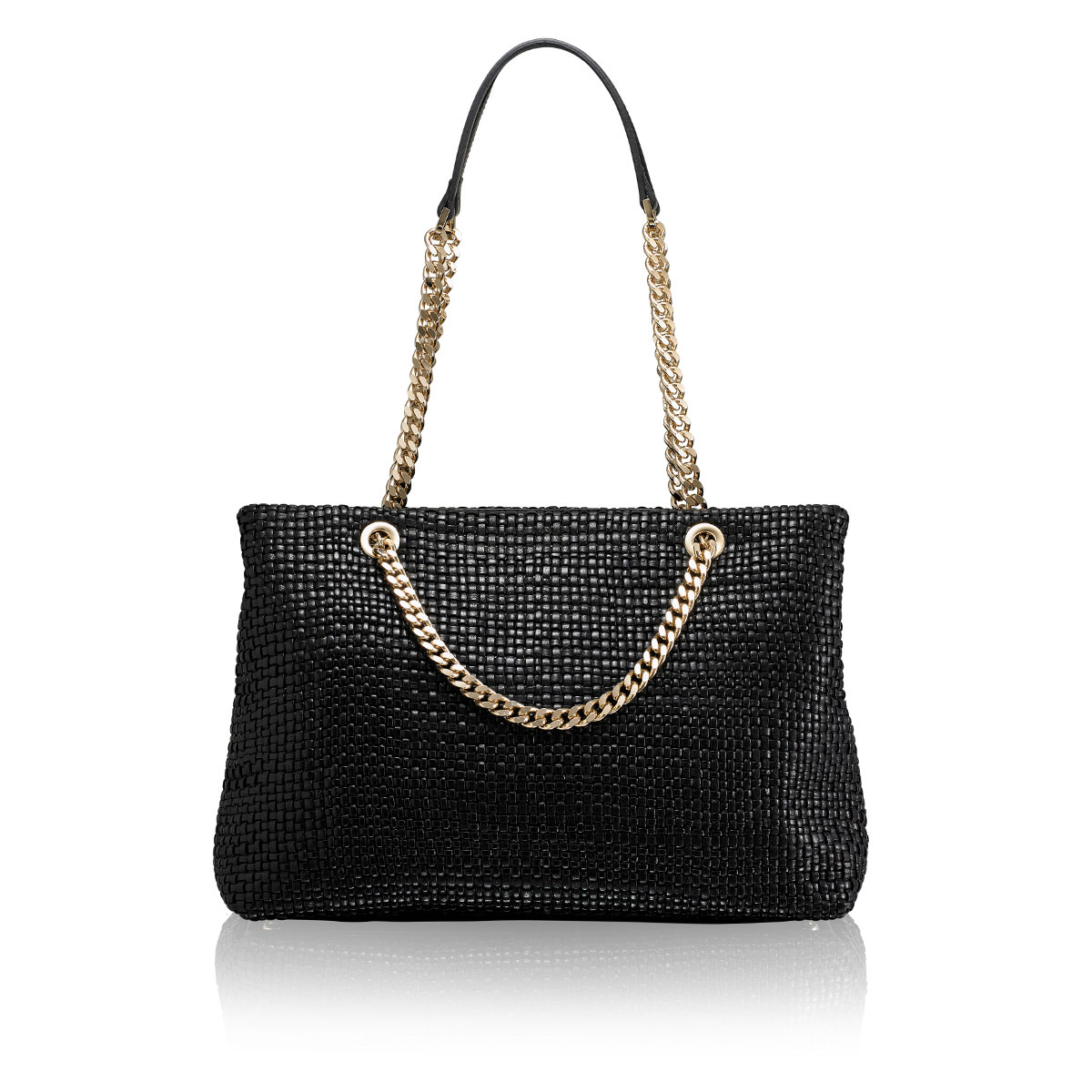 Russell And Bromley AVA TOTE Weave Tote Bag