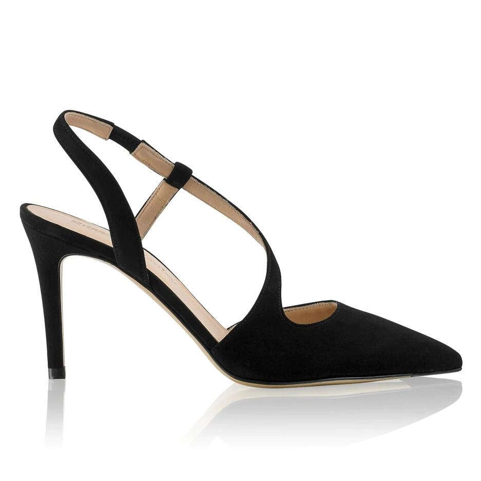 Russell and Bromley 85WRAP 85mm Slingback